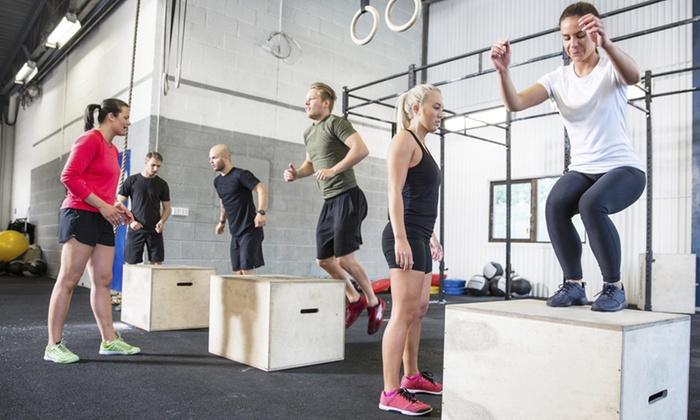 CrossFit-beginners