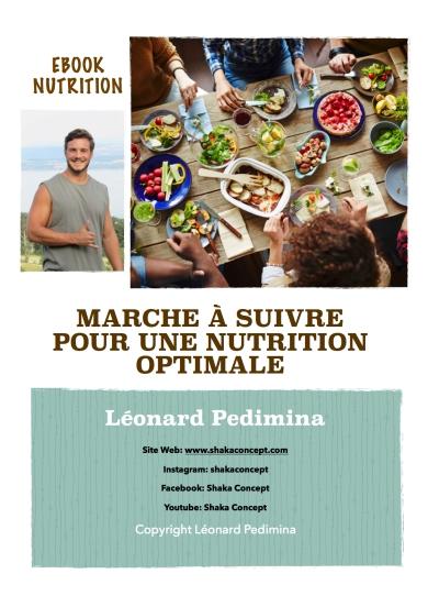 Titre Ebook Nutrition