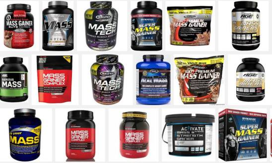 Mass-gainers