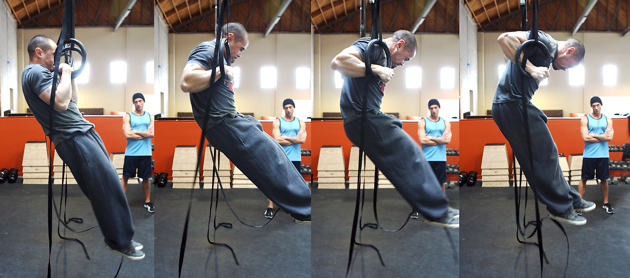 Image result for ring muscle up step