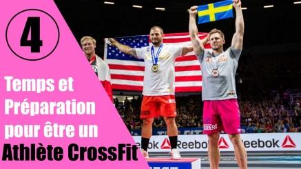 Crossfit compétition